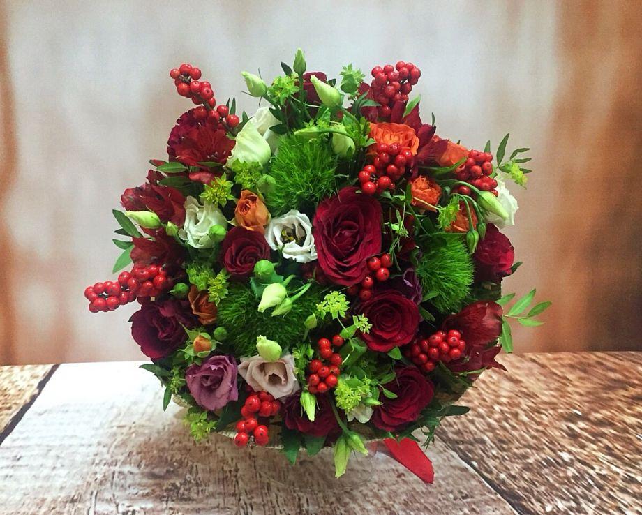 Букет цветов желание